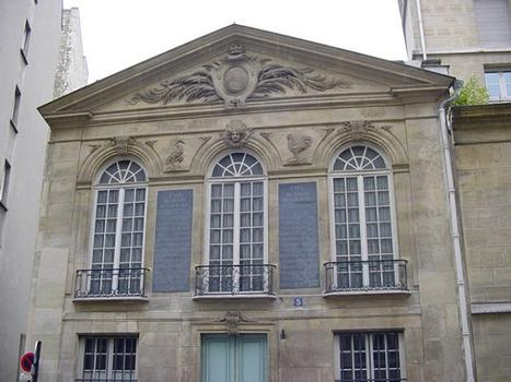 Pavillon de surveillance du marché aux chevaux, Paris