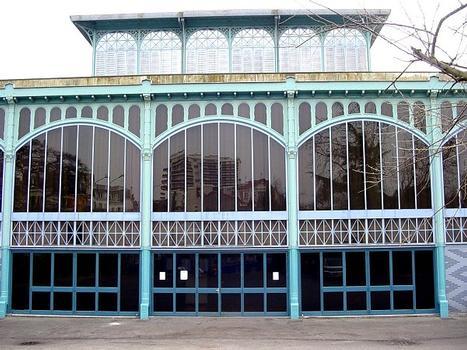 Pavillon Baltard. Nogent-sur-Marne (94)