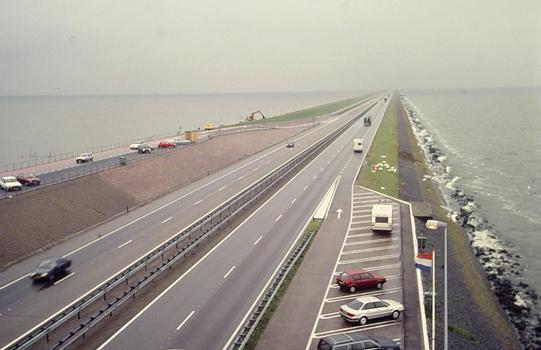 Afsluitdijk, Ijsselmeer