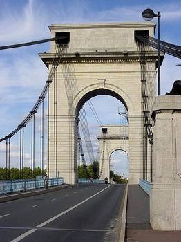 Pont du Port à l'Anglais, Alfortville.