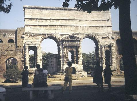 Aqua Claudia / Anio Novus, Rom. Porta Maggiore