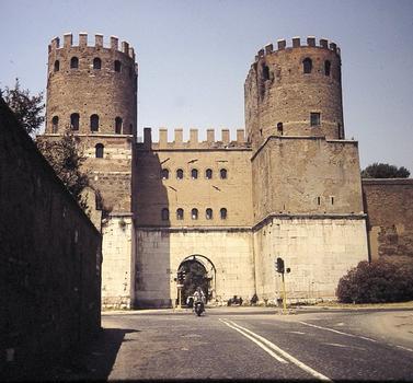 Porta San Sebastiano, Rom