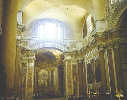 Santa Maria degli Angeli, Rom