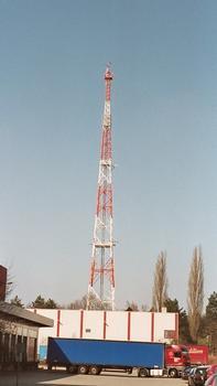 Tour émettrice de l'école de radiodiffusion de Nuremberg