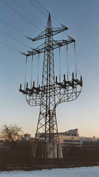 Mast 5 der Anlage 212