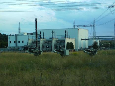 Stromrichterhalle GKK Etzenricht