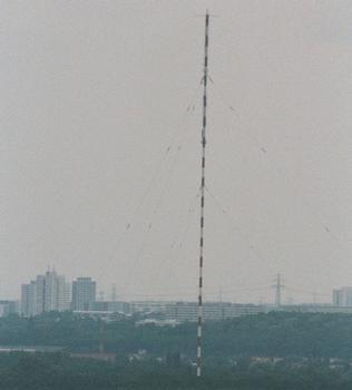 Medium and VHF/UHF transmitter Berlin-Köpenick
