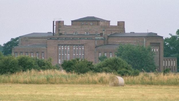 Muthesius-Gebäude, Nauen.