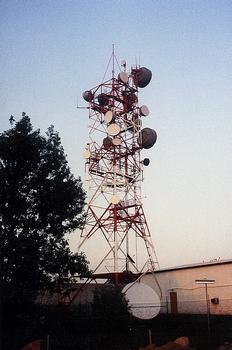 Stuttgart-Burgholzhof Directional Radio Tower