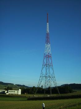 Beromünster Reserve Transmission Tower
