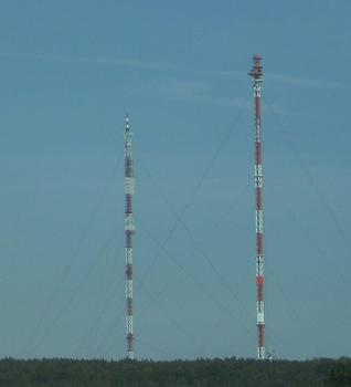 Richtfunkmast Gartow – Gartow Transmission Tower 1
