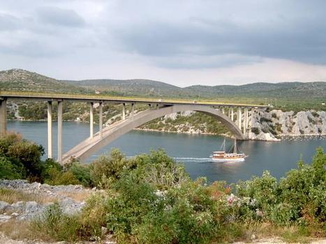 Sibenik Bridge