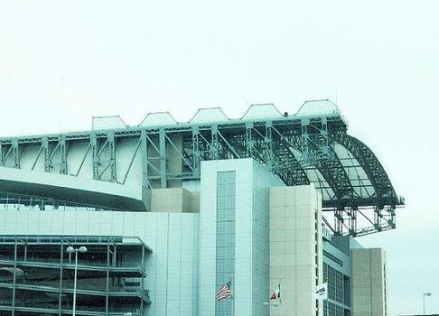Reliant Stadium.