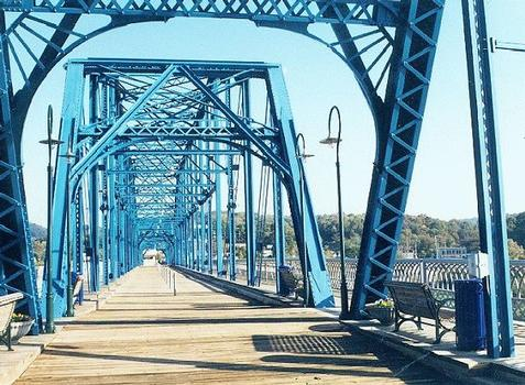 Walnut Street Bridge, Chattanooga