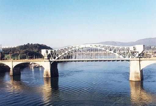 Market Street Bridge, Tennessee River; Chattanooga,TN