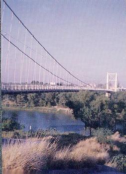 Rio Grande Bridge, Roma, Texas
