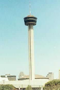 Tower of the Americas, San Antonio, Texas.