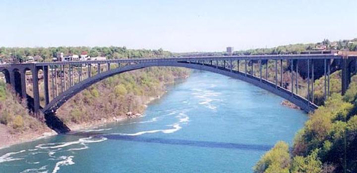 Rainbow Bridge, Niagara Falls