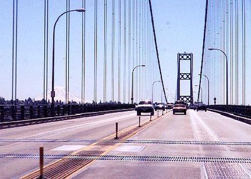 Tacoma Narrows Bridge.