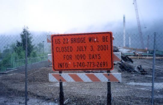 General U.S. Grant Bridge, Ohio/Kentucky, USA.