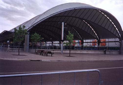 Olympic Park Railway Station, Sydney