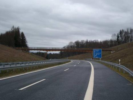 Fußgängerbrücke, Rheinfelden