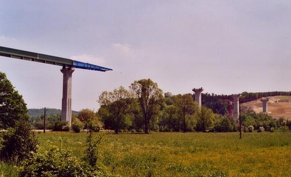 Autoroute A28 – Viaduc du Bec