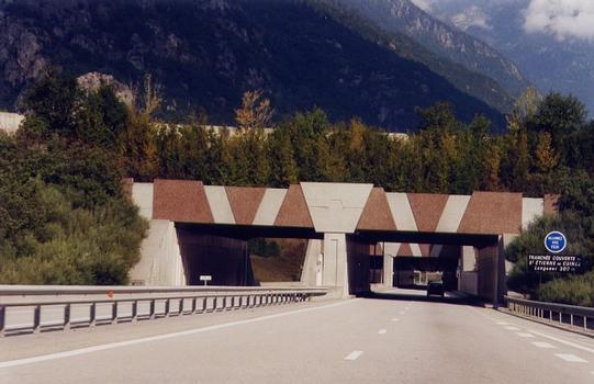 Tunnel Saint-Etienne-de-Cuines