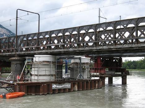 Culoz-Viadukt Culoz-Viadukt