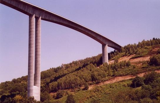 Viaduc de Tulle  Piles P4 et P5