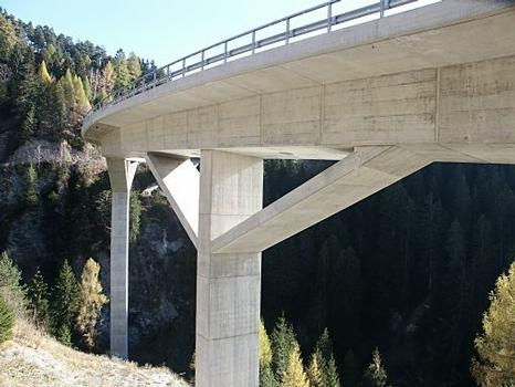 Castielertobelbrücke