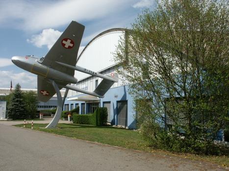 Flieger-Flab-Museum, Dübendorf