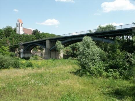 Neckar-road-bridge, Plochingen