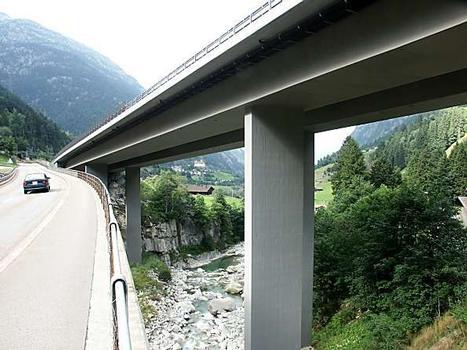 Reussbrücke, Wattingen