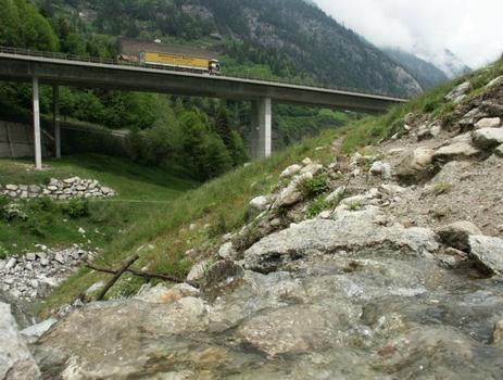Reussbrücke Wassen