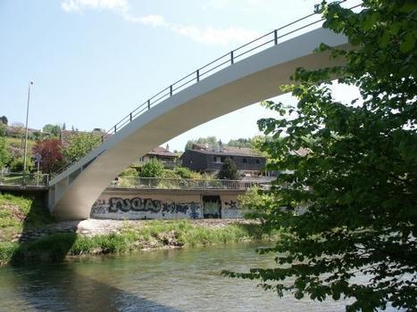 Tössbrücke in Winterthur-Wülflingen