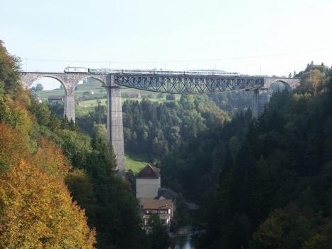 Sitterbrücke bei St. Gallen