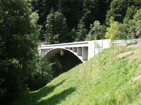 Pont sur le Traubach