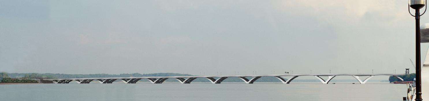 Woodrow Wilson Bridge, Washington, D.C