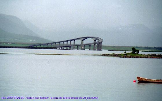 Splish & Splash-Brücke, Stokmarknes