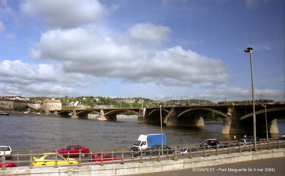 Pont Marguerite, Budapest