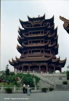 Wuhan - Yellow Crane Tower