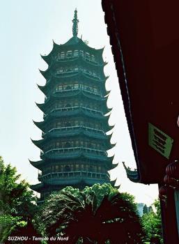 Suzhou - Beisi Pagoda