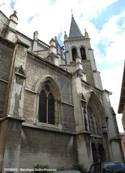 Thonon-les-Bains - Basilica of Saint Francis