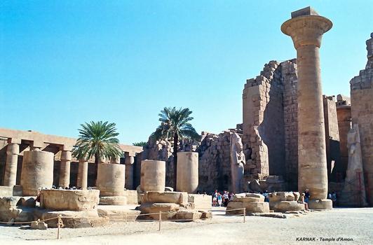 Temple City at Karnak