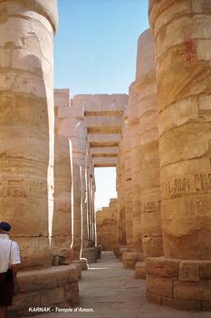 Hypostyle at Karnak