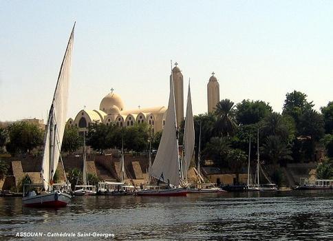 Assuan - Kathedrale Sankt Georg
