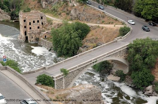 Puente nuevo de Alcántara, Toledo