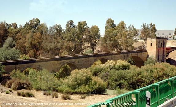 Obispo-Brücke bei Baeza