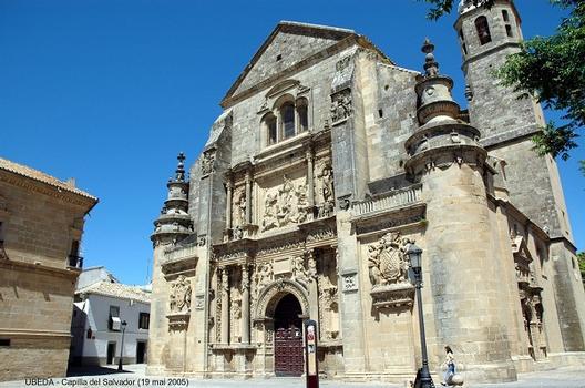 Sacra Capilla del Salvador, Ubeda.
